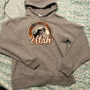 3/$20 JERZEES utah hoodie
